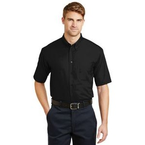 Cornerstone® Short Sleeve Superpro™ Twill Shirt