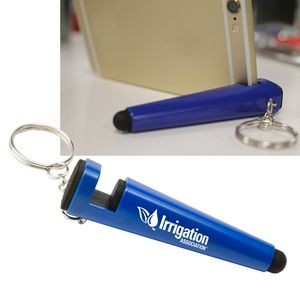 The Integrated 3-in-1 Mobile Accessory - Blue